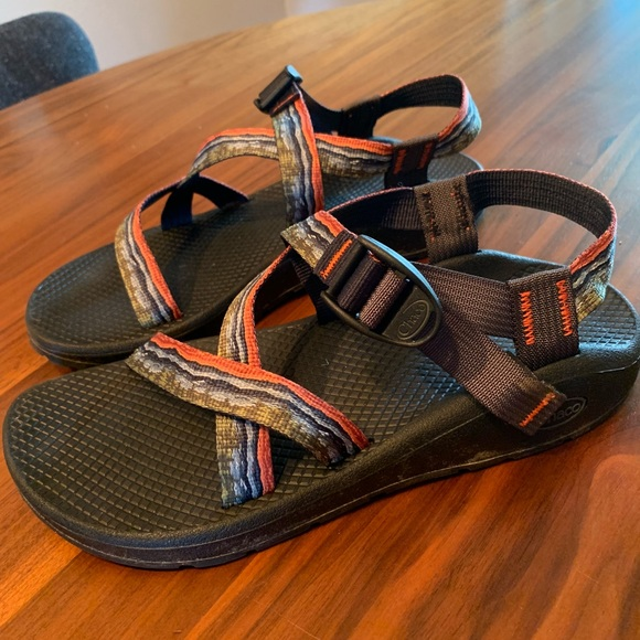 547758aa74d7 Chaco Shoes - Custom Chaco z 1 cloud smoky mountain print